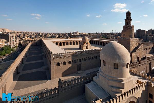 معماری مسجد ابن طولون (قاهره)