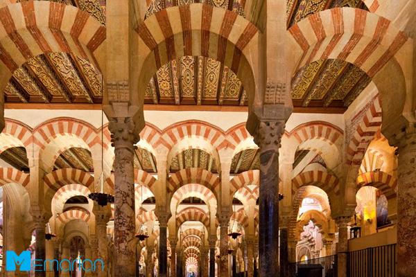 معماری اسلامی مسجد اعظم کوردوبا (کوردوبا، اسپانیا)