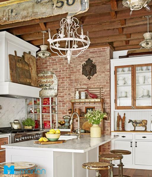 نورپردازی الکتریکی در دکوراسیون آشپزخانه