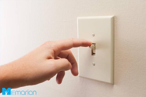 توجه به هدر نرفتن انرژی و صرفه جویی در آن