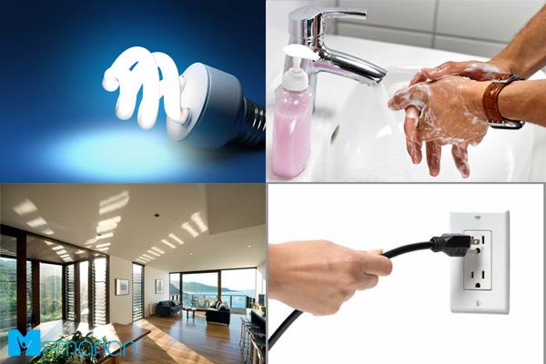 راهکارهای آسان صرفه جویی در انرژی