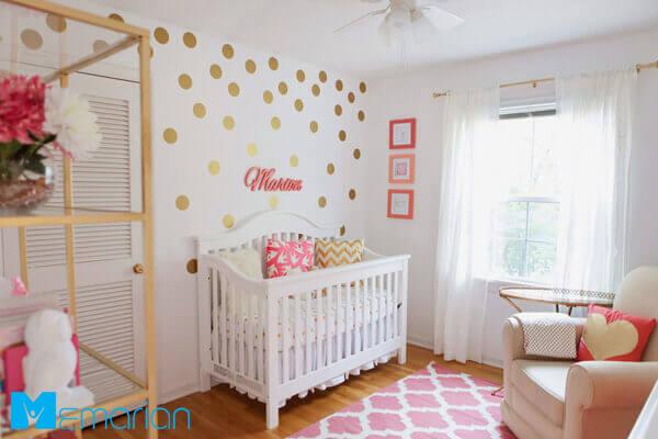 دکوراسیون اتاق کودک و تزئین آن به سبک مدرن
