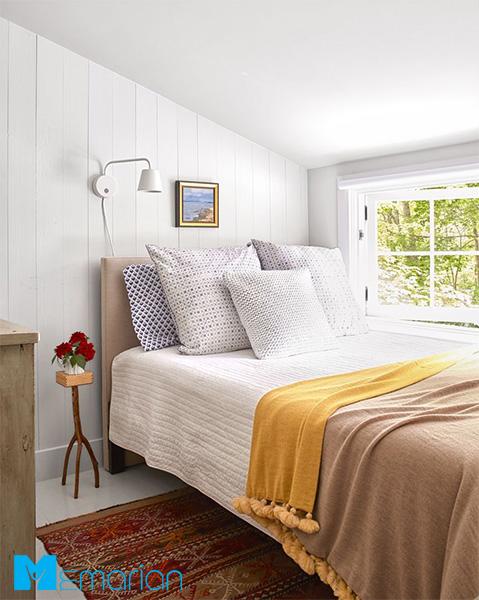 تختتان را نزدیک پنجره قرار دهید