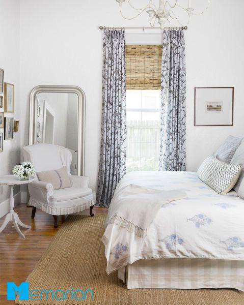 بهینه سازی اتاق خواب به کمک رنگ های روشن
