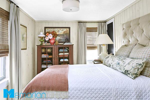 با اتاق خواب کوچک تان مانند یک پیله ابریشم رفتار کنید