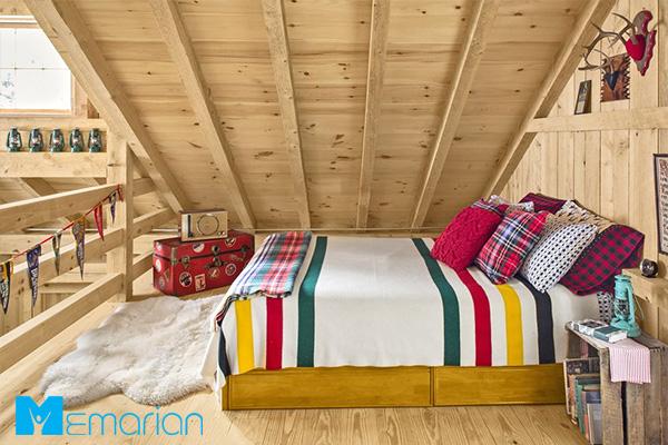 بهینه سازی اتاق خواب با کمک رنگ های جذاب