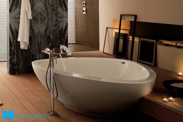 ایده دکوراسیون حمام مدرن