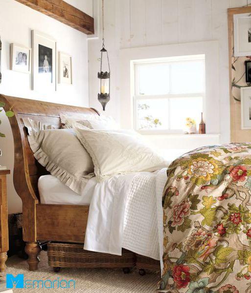 سود بردن از سبدهای زیر تخت (جایگذاری شده در زیر تخت)