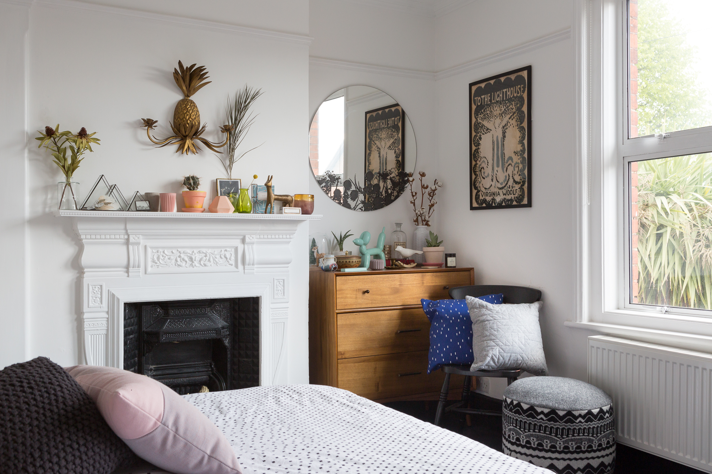20 ایده برای ایجاد فضای بیشتر در اتاق خواب کوچک