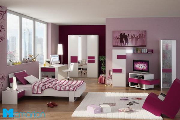 طراحی اتاق نوجوان دختر 2019