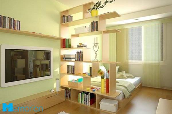ایده اتاق نوجوان با کمک رنگ های لایت و مدرن
