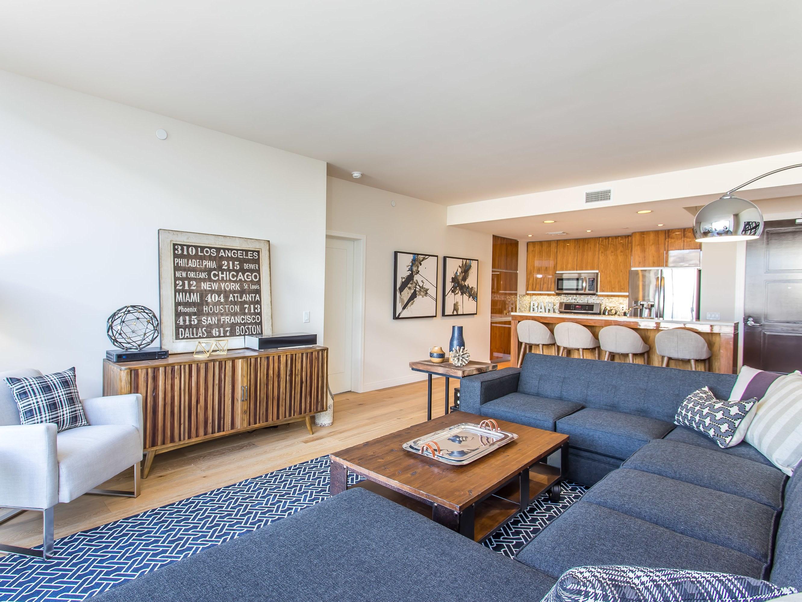 دکوراسیون خانه های آپارتمانی مدرن 2019