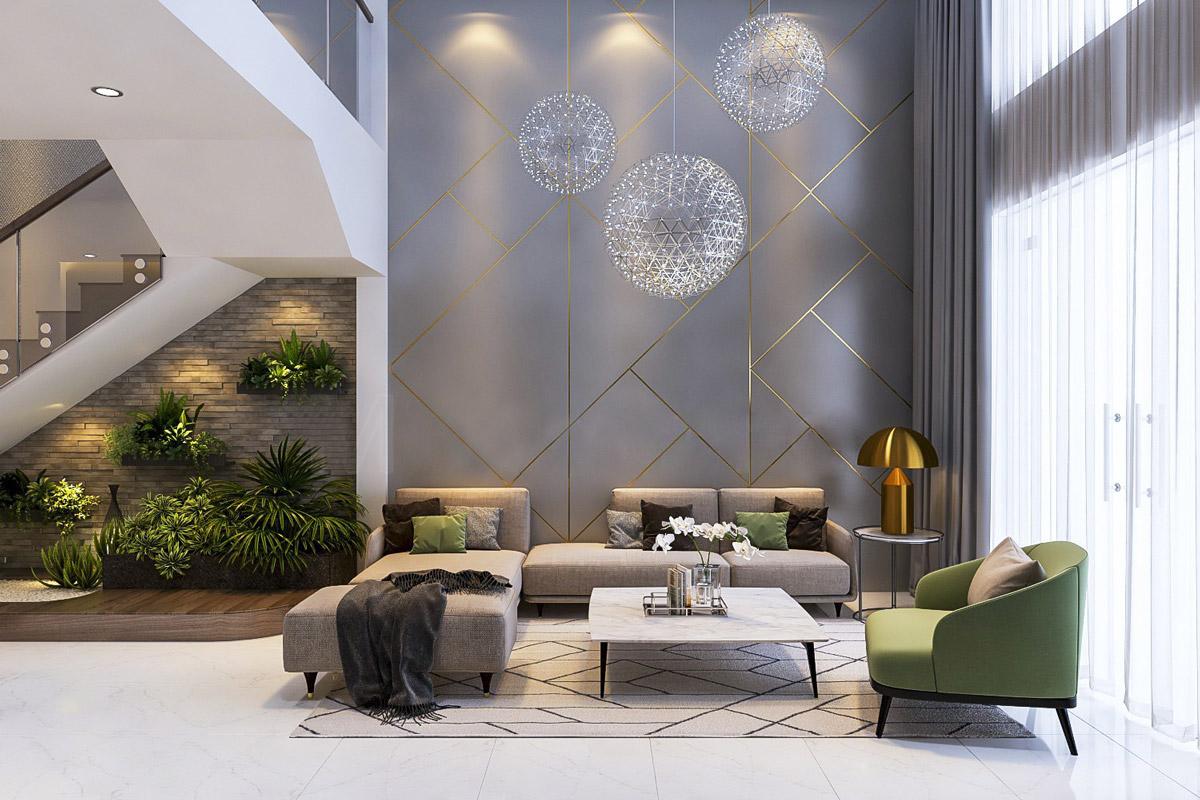 ایده های آسان و جذاب برای زیباسازی اتاق نشیمن خانه