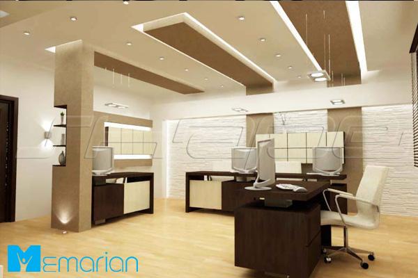 نکات مهم و کاربردی در طراحی داخلی صرافی