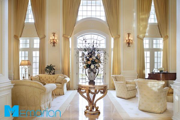 کاربردهای رنگ طلایی در خانه