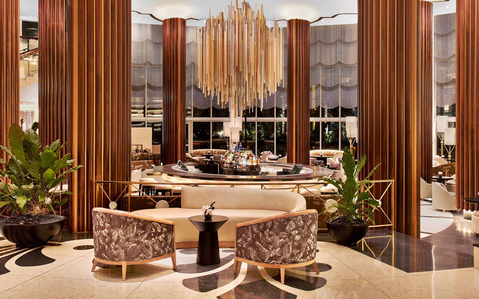 اصول و جزئیات مهم و تاثیرگذار در طراحی هتل مدرن