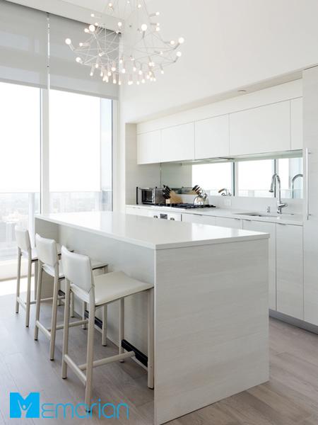 رنگ آمیزی آشپزخانه دنج