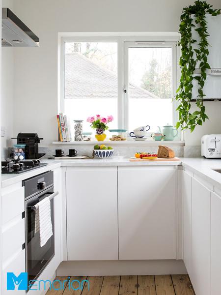 آشپزخانه مدرن و دلباز