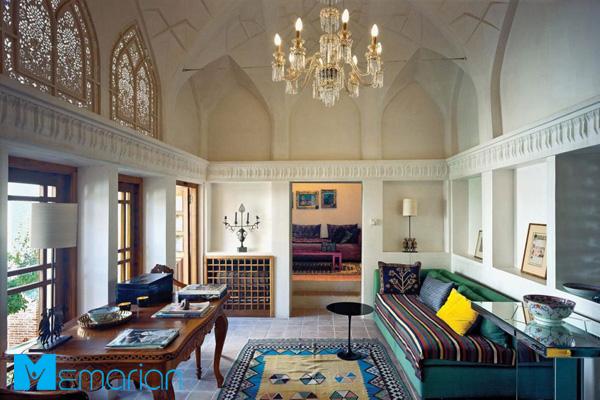 طراحی دکوراسیون سنتی ایرانی