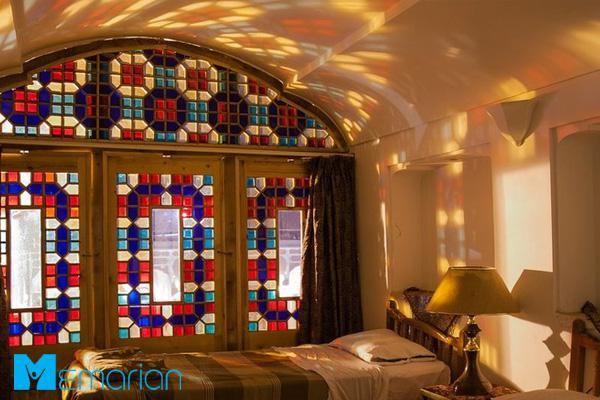 سبک تلفیقی در چیدمان سنتی خانه های ایرانی