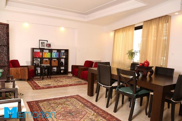 خانه ایرانی مدرن با ایده های سنتی