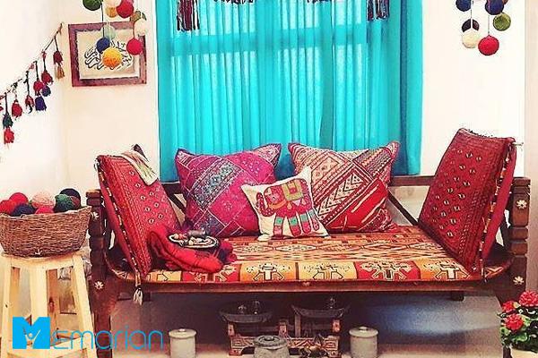 دکوراسیون سنتی | خانه سنتی ایرانی