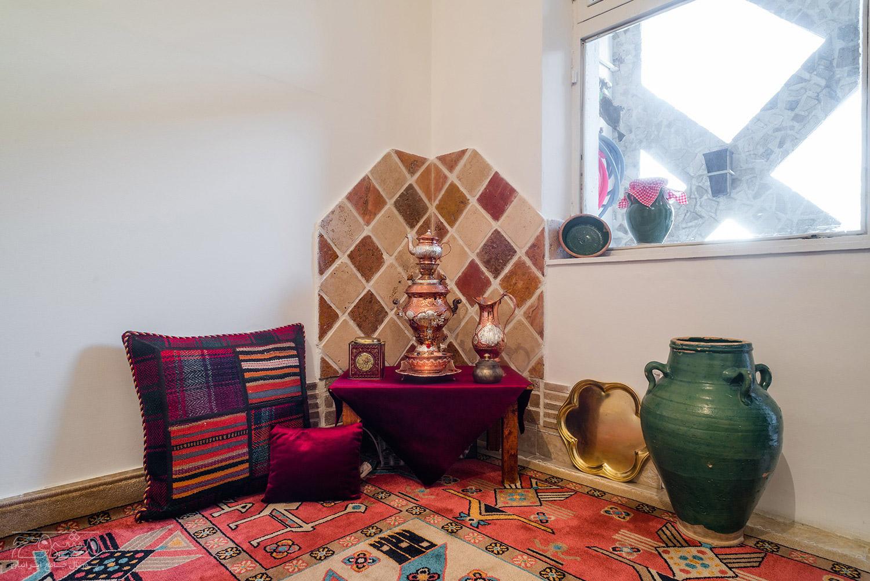 طراحی دکوراسیون خانه ایرانی سنتی و تلفیقی