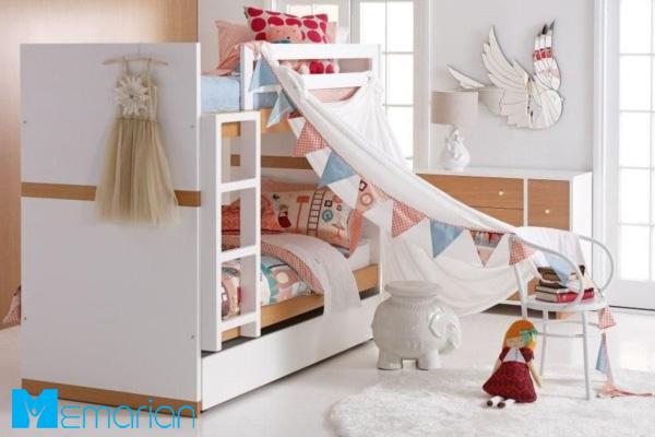 روتختی شیک و جذاب برای تخت خواب اتاق کودک