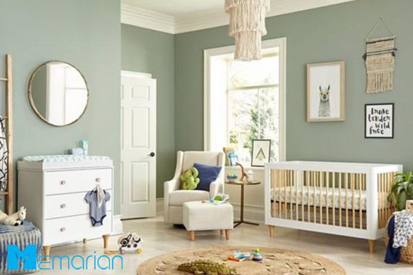 اتاق کودک مدرن و امروزی جذاب