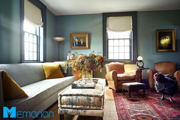 اتاق خانوادگی مدرن و امروزی جذاب