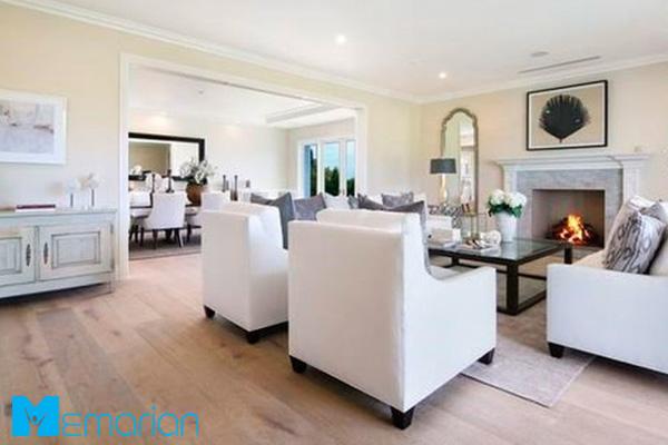 خانه لوکس کایلی جنر هنرمند مشهور آمریکایی
