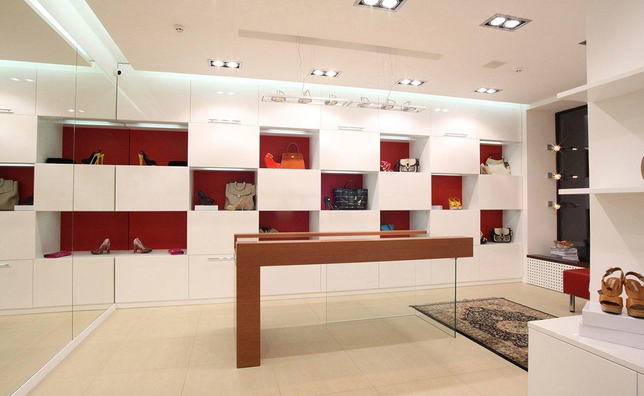 دکوراسیون مغازه مدرن و نکات طلایی در آن