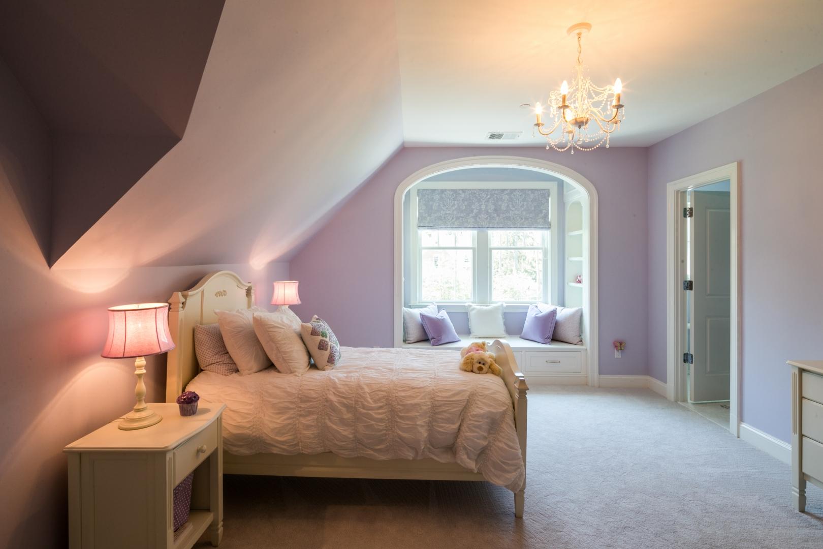 نکات جالب و خواندنی در مورد رنگ آمیزی اتاق خواب