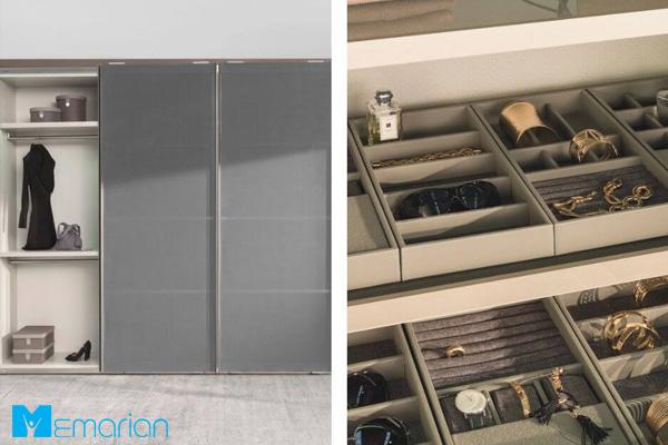 قفسه های خانه تان را سازماندهی کنید