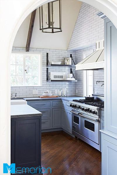 ایده کاشی آشپزخانه سراسری