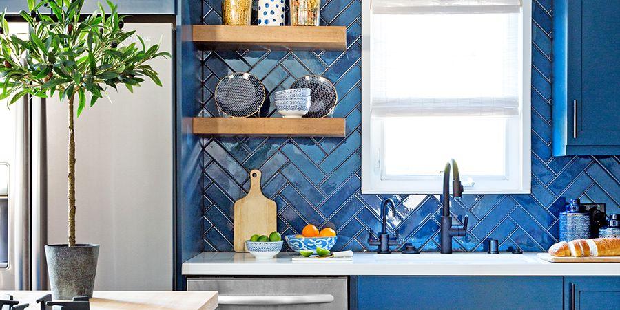 15 ایده کاشی جذاب و مدرن برای آشپزخانه شما
