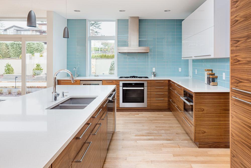 یک آشپزخانه انتقالی چیست و چه ویژگی هایی دارد؟