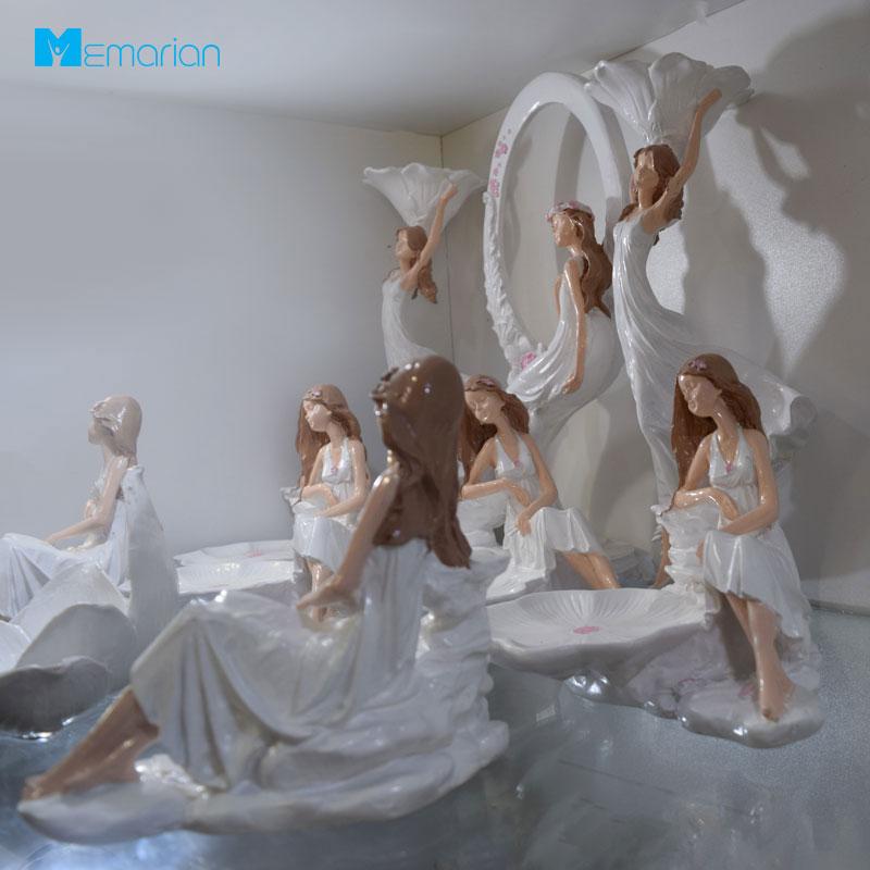 مجسمه فرشته زن NS240