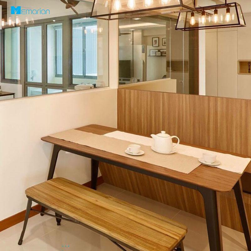 موارد کاربرد صندلی فلزی و چوبی